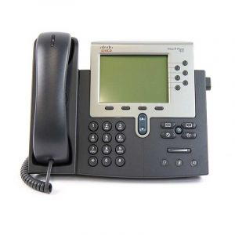 Cisco 7962G IP Deskphone – Generalüberholt